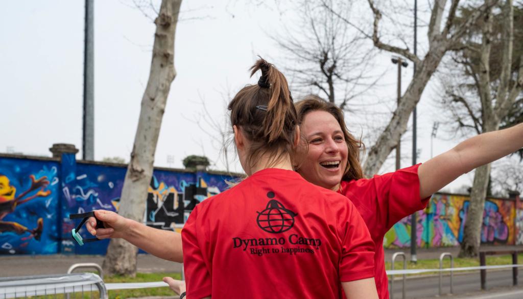 Milano Marathon per Dynamo Camp