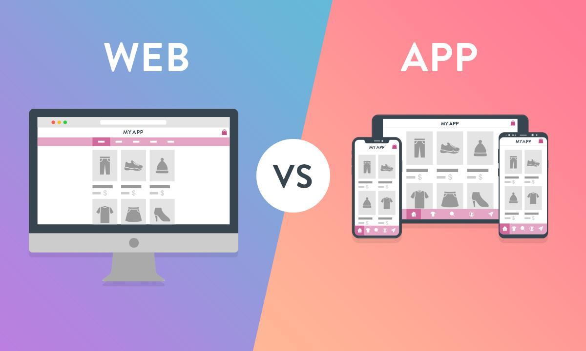 È meglio un sito o un'app?
